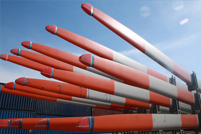 Services - Project Cargo - Cargas de Proyecto - Utilaje
