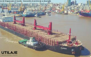 Exportación de madera